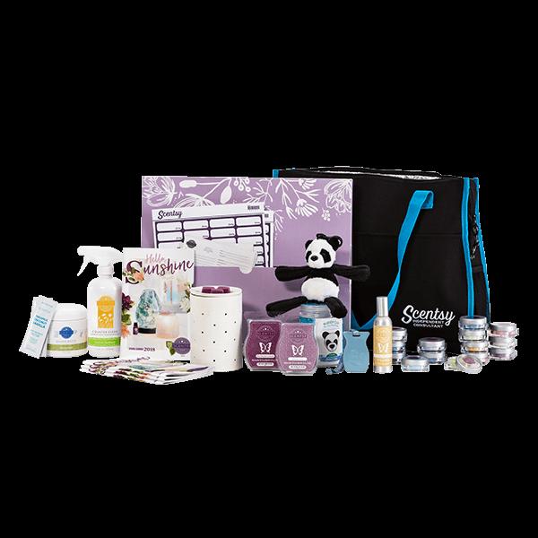 starter kit SS 2018