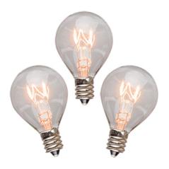 20 watt bulbs - 3 Pack