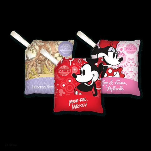 Disney Scent Pak- Licensed 3 pack