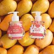 Lotion & Hand Soap- Go, Go Mango