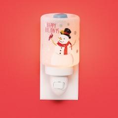 Holiday Snowman Mini
