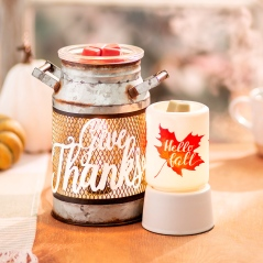 Harvest collection Give thanks and Hello fall Mini warmers