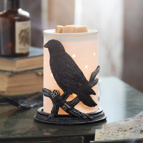 The Raven Wrap with Etched core Warmer $48