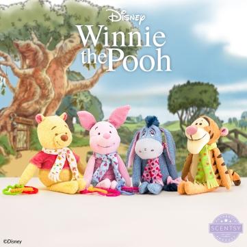 Winnie the Pooh Scentsy sidekicks