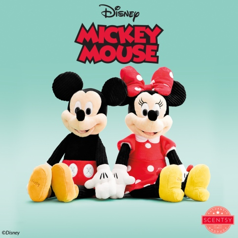 Mickie Mouse, Minnie Mouse