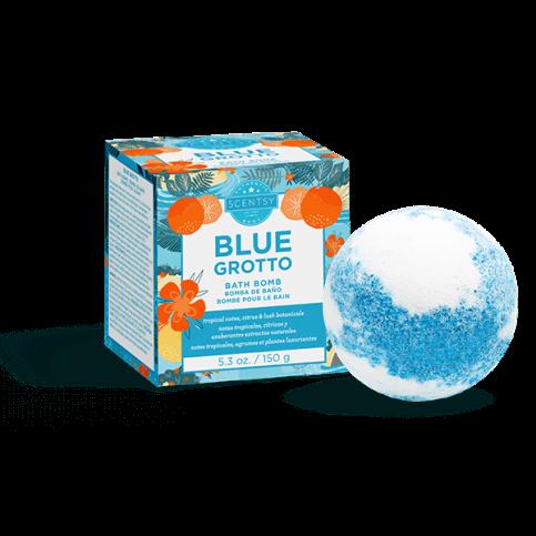 Bath Bomb- Blue Grotto