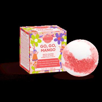 Bath Bomb- Go, Go Mango