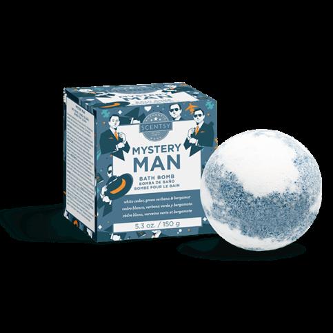 Bath Bomb- Mystery Man