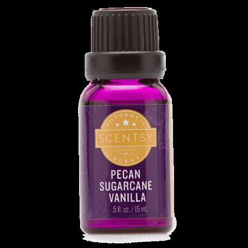 Pecan Sugarcane Vanilla
