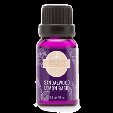 Sandalwood Lemon Basil